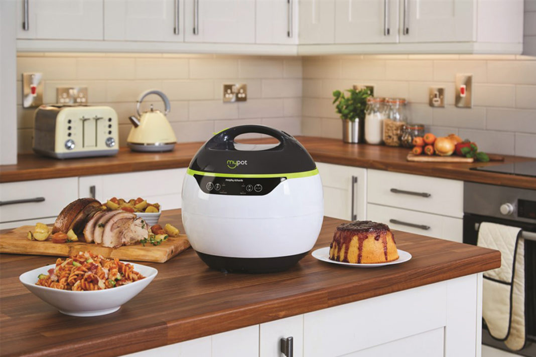 MyPot Digital Pressure Cooker - Adtech Ph